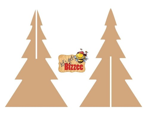 Let`s get Bizzee: Kerstboom