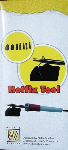 NS: Hot Fix applicator met 8 tips