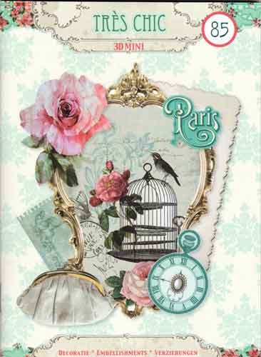 SL: Mini Book: Tres Chic