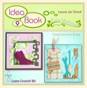 Leane: Idea book 9; Cards for him and her