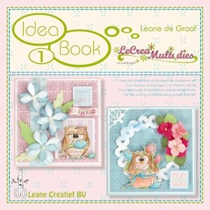 Leane: Idea Book 1; LeCrea Multi dies