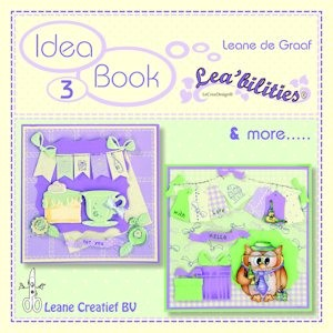 Leane: Idea Book 3; Lea`bilities