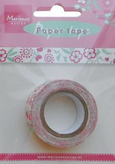 MD: Paper tape; Garden Party