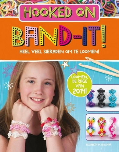Boek 3: Hooked on band it