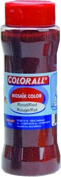 Colorall: Decoratie grind; ROOD