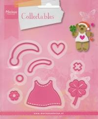 MD: Collectable; Bear accessoires
