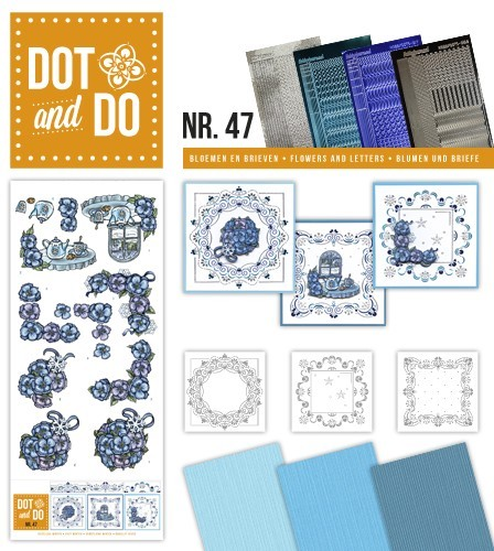 Dot&Do 47: Cozy Winter