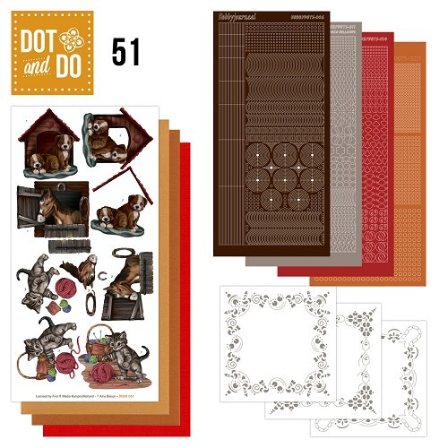 Dot&Do 51: Animals