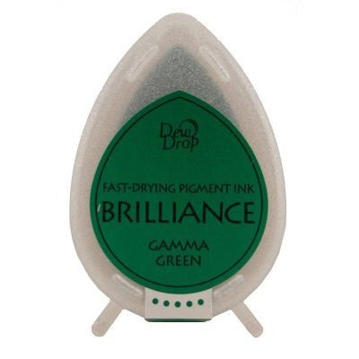 Dew Drop Brilliance: GAMMA GREEN
