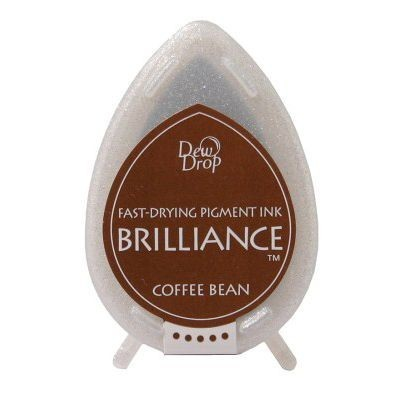 Dew Drop Brilliance: COFFEE BEAN