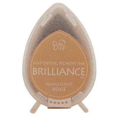 Dew Drop Brilliance: PEARLESCENT BEIGE