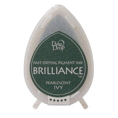 Dew Drop Brilliance: PEARLESCENT IVY