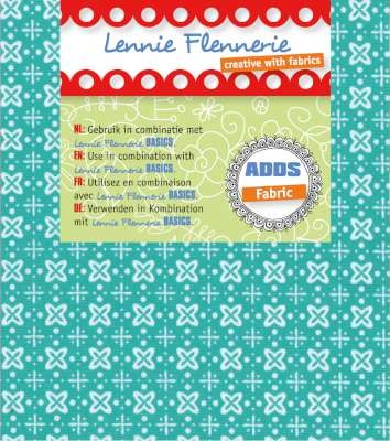 Lennie Flennerie: Adds; Stof, Graphic Twist
