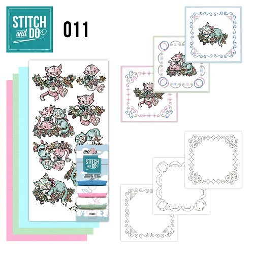 Stitch & Do 11: Katjes