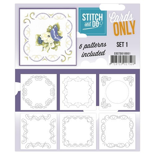 Stitch & Do: Cards Only; 1