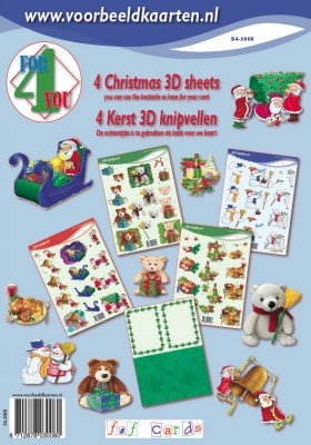 4 for you: Kerst