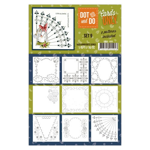 Dot&Do: Cards Only; Set 9