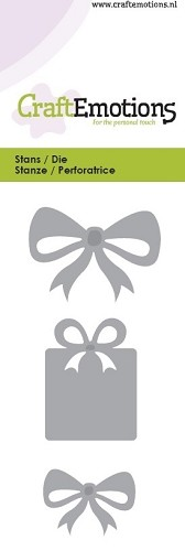 CE: Die; Gift, Bows