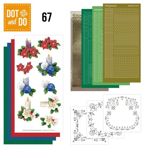 Dot&Do 67: Christmas Candles