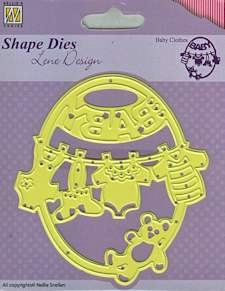 NS: Shape Die Lene; Baby Clothes