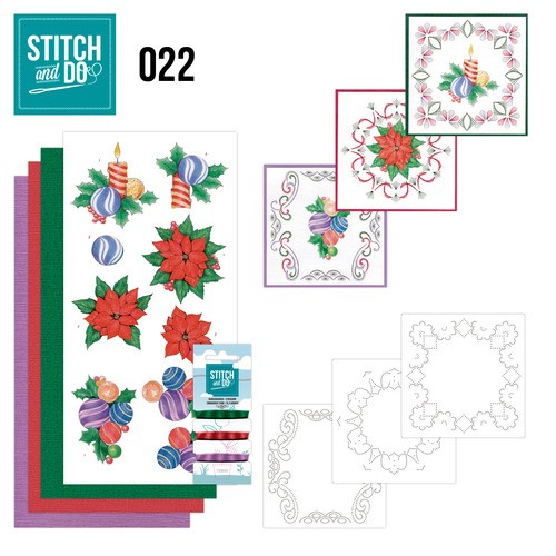 Stitch and Do 22 - Christmas
