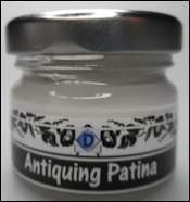DHondt: Antiquing Patina; 20 ml, WIT