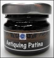 DHondt: Antiquing Patina; 20 ml, OMBER