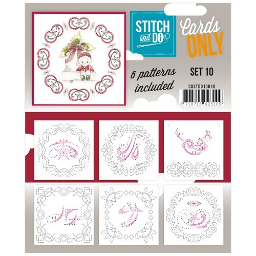 Stitch & Do: Cards Only 10
