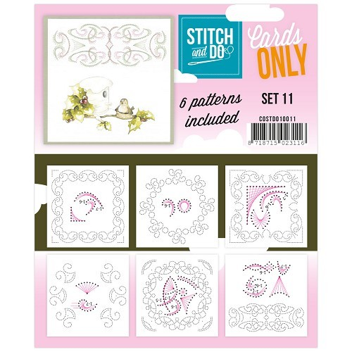 Stitch & Do: Cards Only 11