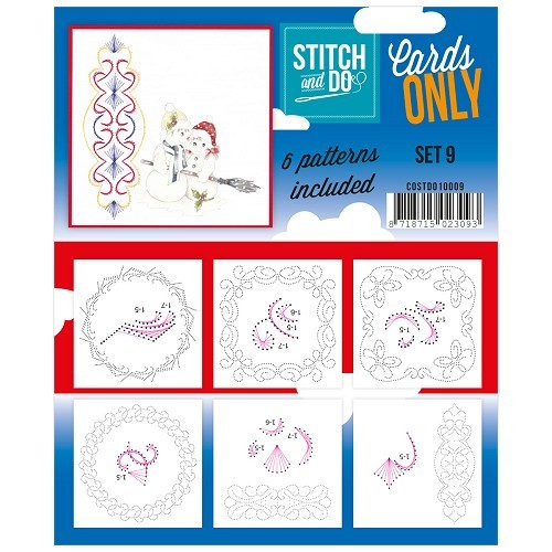 Stitch & Do: Cards Only 9