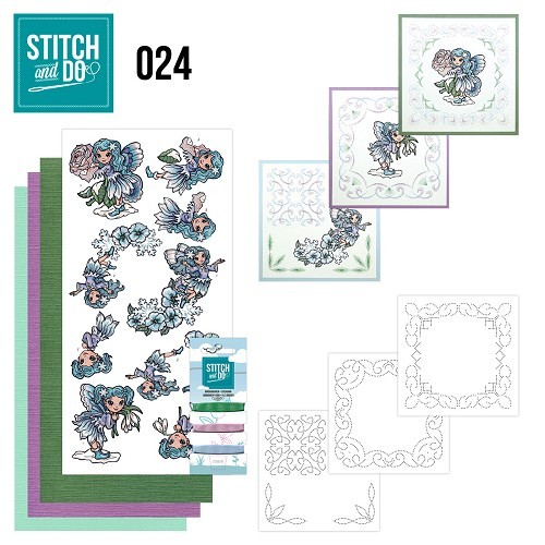 Stitch & Do: 24; Fairies