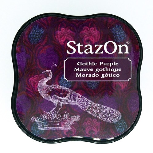 Stazon Midi: Gothic Purple