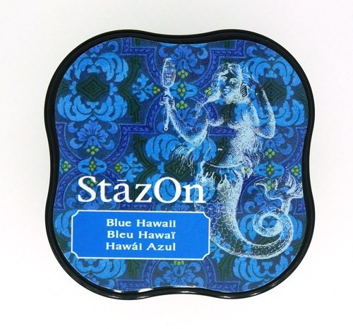 Stazon Midi: Blue Hawaii