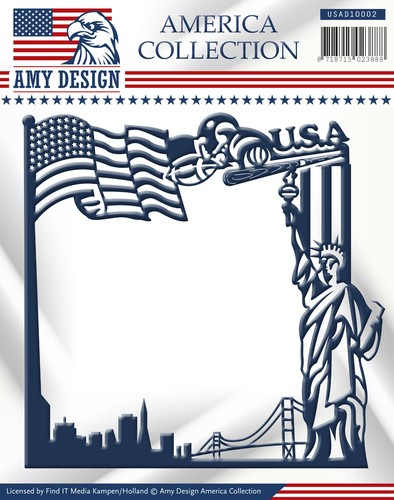 FI: America Collection Die; America Frame