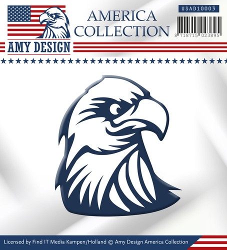 FI: America Collection Die; Eagle
