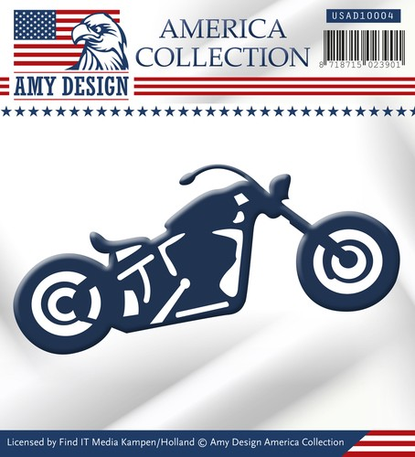 FI: America Collection Die; Bike