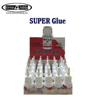 Super Glue: 20 ml