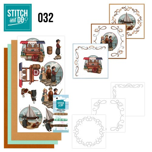 Stitch & Do 32: Oud-Hollands