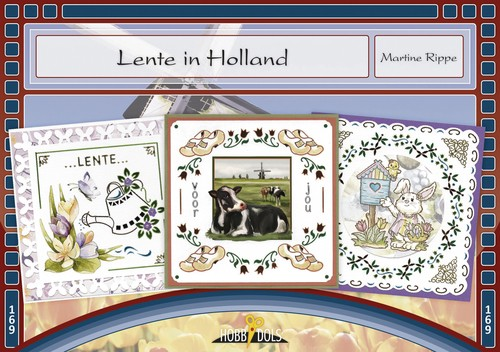 Hobbydols 169: Lente in Holland