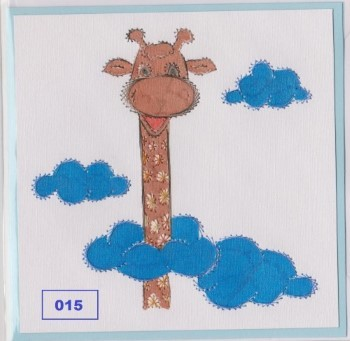 Dalara Creative: Stitching Pattern 015