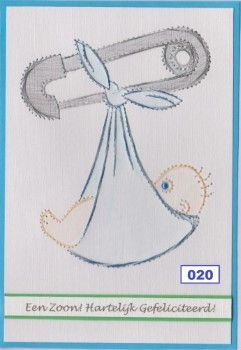 Dalara Creative: Stitching Pattern 020