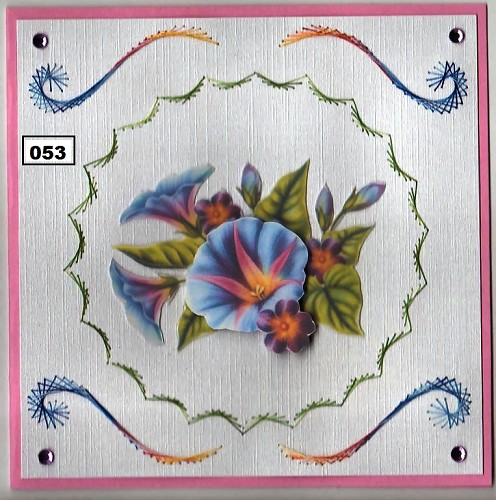 Dalara Creative: Stitching Pattern 053