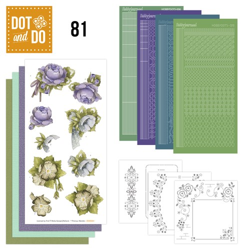 Dot and Do 81; Floral Corner