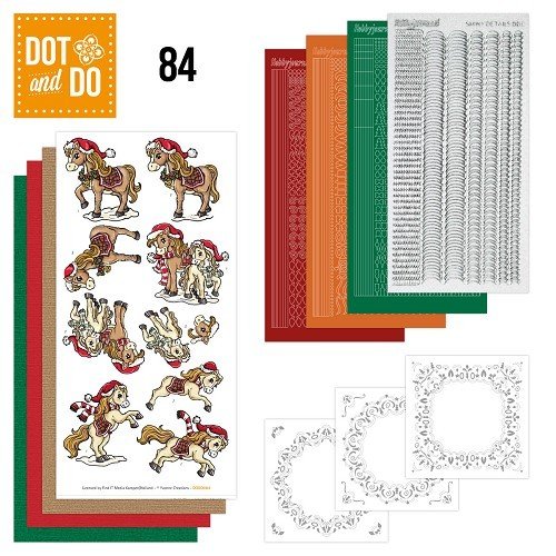 Dot and Do 84: Yvonne; Kerstpaarden