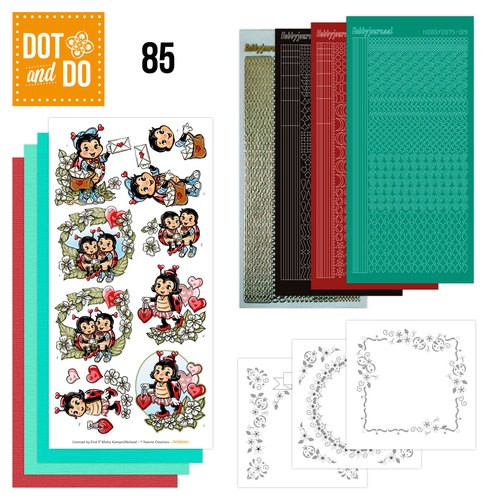 Dot and Do 85: Lieveheersbeestjes