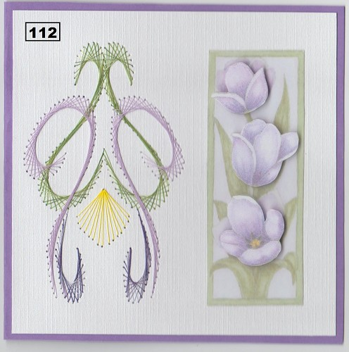 Dalara Creative: Stitching Pattern 112
