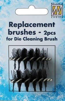 NS: Replacement Brushes 2 x