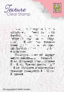 NS: Clearstamp; Texture, Fabric