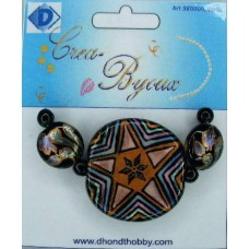 Dhondt: Crea Byoux Beads; Disc - ster