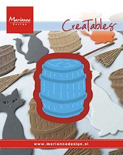 MD: Creatable; Barrel
